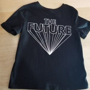 Old Navy the future t shirt